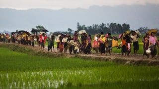 UNO «zutiefst besorgt» über Lage in Burma