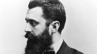 Neue Einsichten zum visionären Vordenker Theodor Herzl