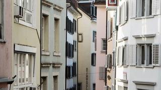 Keine Reichen in Stadtzürcher Wohnungen: Das Parlament der Stadt Zürich lehnte 2014 hauchdünn ein Postulat mit dieser Forderung ab.