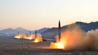 Nordkoreas «atomarer Donner»