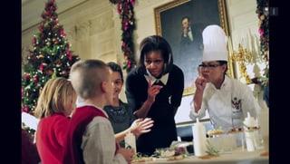 Bon appétit: Diese Gastronomen bekochen Obama, Merkel und Co.