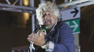 Video «Beppe Grillo – Fünf Sterne für das Volk» abspielen
