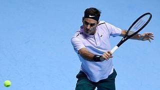 Partenza ideala per Federer