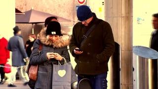 Diagnose «Smartphone-Nacken»