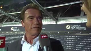 Arnold Schwarzenegger: «Hatte immer ein klares Ziel vor Augen»