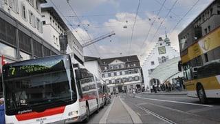 Neue Busse der St. Galler Verkehrsbetriebe werden nur noch auf 14 Grad erwärmt