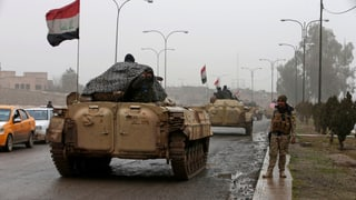 Offensive auf West-Mossul gestartet