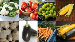 Das Schweizer Gemüse-ABC