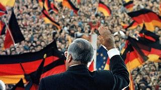 «Kohl hinterlässt Spuren in der Weltgeschichte»