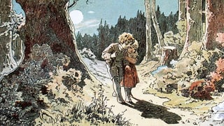 Verdrängte Tabus in den Märchen der Gebrüder Grimm