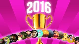 Der grosse Game-Jahresrückblick 2016