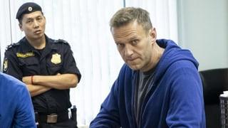 Nawalny zurück im Gefängnis