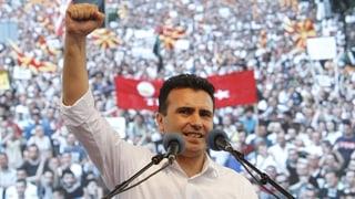 Mazedonien steht vor unsicheren Zeiten