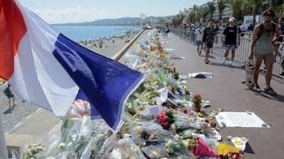 Weiterer Verdächtiger nach Anschlag von Nizza inhaftiert