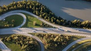 Autostradas cun dapli capacitad per las aglomeraziuns