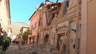 Erdbeben in Italien: Das war der Liveticker