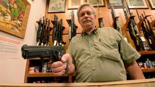 Studien über Waffengewalt in den USA unerwünscht
