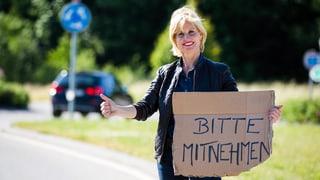 Sabine Dahinden - von der Bauarbeiterin bis zur Rockerbraut