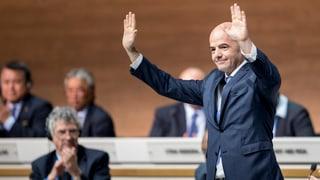 Infantino ist der neue Fifa-Präsident – das war der Fifa-Kongress