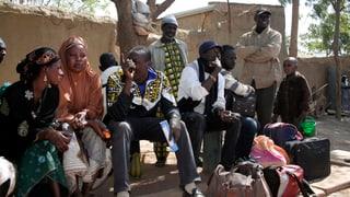 Mali: Zivilisten als menschliche Schutzschilde?