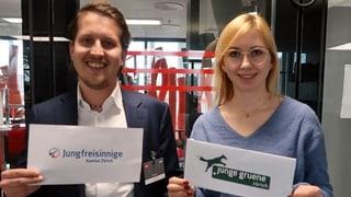 Junge FDP vs Junge Grüne: Was ist die richtige Klimapolitik?