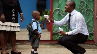 WHO rechnet mit 20'000 Ebola-Fällen bis Anfang November