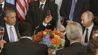 «Obama und Putin haben im Kern wohl nichts vereinbart»