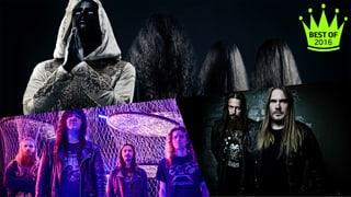 Best of 2016: Die 16 besten Metal-Songs und -Alben des Jahres