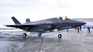 F-35-Kampfjet über dem Pazifik abgestürzt