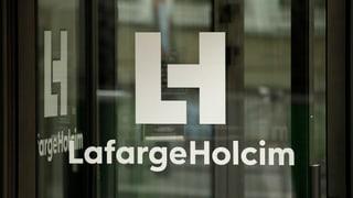 Ermittlungen gegen Lafarge-Manager in Frankreich