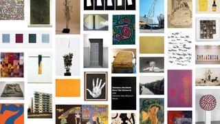 «museumsplattform nrw» erklärt moderne Kunst im Netz