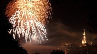Kein Feuerwerk mehr in der Berner Altstadt