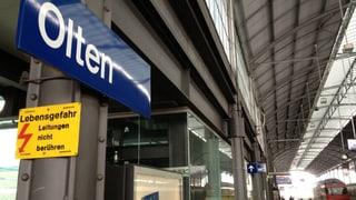 Stadt Olten möglicherweise schon ab 2020 unter Kantonsaufsicht