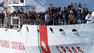 4000 Flüchtlinge in vier Tagen aus dem Mittelmeer gerettet