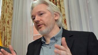 Schweden läuft im Fall Assange die Zeit davon