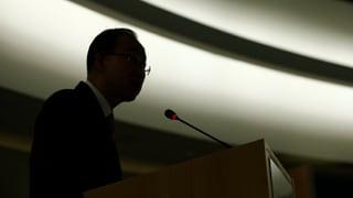 Gesucht: UNO-Generalsekretärin