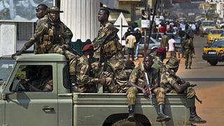 Sicherheitsrat verurteilt Machtübernahme in Zentralafrika