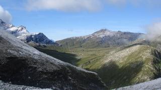 Bus Alpin: Frequenzas bassas en la Val Sumvitg