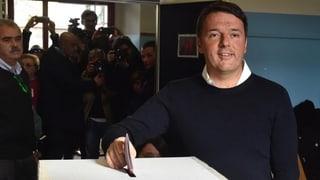 Gelingt Renzi die Entmachtung des Senats?