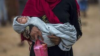 Alle 5 Sekunden stirbt ein Kind