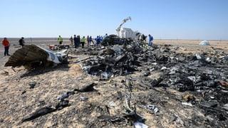 Absturz im Sinai: Indizien deuten auf IS-Bombe hin
