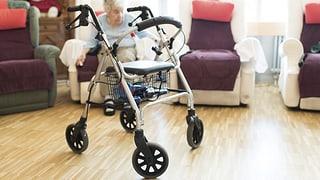 Höheres Rentenalter für Frauen bleibt Zankapfel