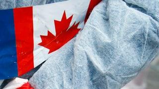 Handel mit Kanada: Noch ist die Schweiz im Vorteil