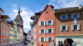Aarau ist nun die grösste Gemeinde im Kanton