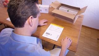 Päckli-Ärger: Empfänger müssen für Zoll-Kontrollen zahlen