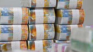 So will die Schweiz strittige Steuer-Erlöse retten