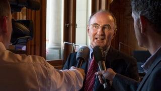 Ständerat Felix Gutzwiller tritt nicht mehr zur Wahl an