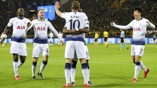Diese Hürden überwanden Tottenham und Ajax
