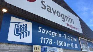 Davos viadi cun la sutgera da Savognin