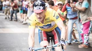 Nicht nur das Gewinnen steckte in Lance Armstrongs Blut